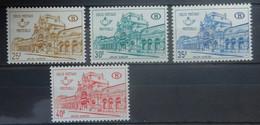 BELGIE   Spoorwegen  1967     TR 400 - 403     Postfris **   CW 35,00 - 1952-....