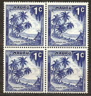 Nauru 1966 Sc 58 Native Birds And Pictures - MNH - Nauru