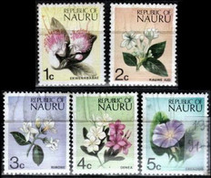 Nauru 1973 Mi 88-92 Country's Motives - MNH - Nauru