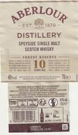 Aberlour Distillery - Whisky