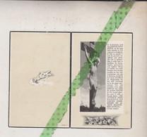 Oscar Van Rumst-Troch, Lokeren 1910, 1960 - Obituary Notices