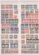 SLOVACCHIA    -    LOTTO DI 134  FRANCOBOLLI  NUOVI/USATI - Collections, Lots & Series
