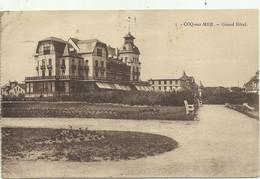Coq-sur-Mer  - De Haan - Grand Hotel - Verzonden - De Haan