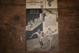 Fédération Gymnastique Et Sportive Des Patronages De France (1947) - Big : 1941-60