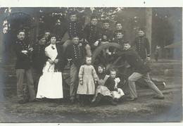 Kamp Van Beverloo - Mooie Fotokaart Militairen - Verzonden 1912 - Leopoldsburg (Camp De Beverloo)