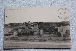 Cpa 1909, Agel, Vue Générale, Hérault 34 - Other Municipalities