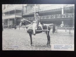 Tournai: 75e Anniversaire, Grand Tournoi Historique, Guillaume De Montbléru (paard, Cheval, Horse) --> Beschreven 1905 - Tournai