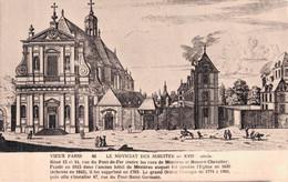 75 VIEUX PARIS LE NOVICIAT DES JESUITES AU XVIIe SIECLE - Autres Monuments, édifices