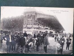 14 ,deauville ,les Tribunes De L'hippodrome  En 1922 - Deauville