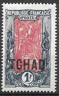Tchad Chad Mh Nc * 14 Euros 1922 - Nuovi
