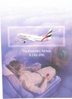 Emirates Passenger Airplane Airbus A330-200 - 1946-....: Modern Era
