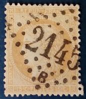 59 - 52 - GC 2145 B Lyon Les  Brotteaux 68 Rhône - 1871-1875 Ceres