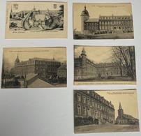 Rèves (Hainaut) - Très Beau Set De 5 Vieilles Cartes 1902 & 192x - Non Utilisées En Très Bon état - Charleroi