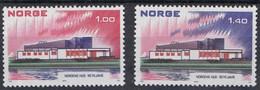 1973 NORVEGE  N** 618 619 MNH - Ungebraucht