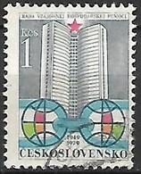 TCHECOSLOVAQUIE   -  1979.   Y&T N° 2315 Oblitéré.  COMECON - Usati