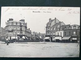 14 ,deauville   ,place Morny ,vue Générale En 1903 - Deauville
