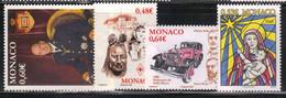 Monaco 2006 Yvert 2556 2557 2558 2559 Neufs** MNH (AB38) - Unused Stamps