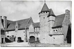 """55 - HATTONCHATEL - (Cour Du Château ?) - Carte Photo - Voir Le Paragraphe """"Description"""" - Otros Municipios"""