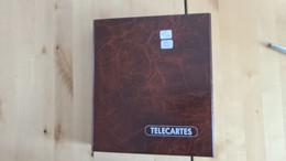 Lot De 384 Télécartes Dans Un Album  Lot 13 - Collections