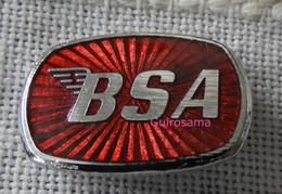 Broche BSA (Birmingham Small Arms) Moto - Moto