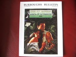 Tarzan John Carter Edgar Rice Burroughs Fanzine Burroughs Bulletin New Séries  N°75 Année 2008 - Autres