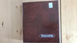 Lot De 368 Télécartes Dans Un Album  Lot 14 - Collections