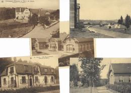 Lot De 5 Cartes De St. Servais ( 0,50 Cents Pièces) - 5 - 99 Postcards