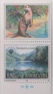 "Idee Europee - 1994 Jugoslavia ""Protezione Natura"" 2v MNH** - Ideas Europeas"