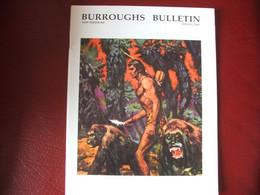 Tarzan John Carter Edgar Rice Burroughs Fanzine Burroughs Bulletin New Séries  N°66 Année 2006 - Autres