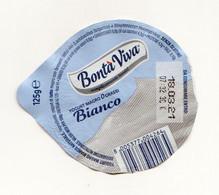 Bontà Viva Bianco Magro   YOGURT  COPERCHIO ITALY - Other