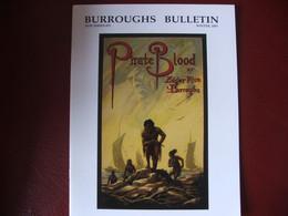 Tarzan John Carter Edgar Rice Burroughs Fanzine Burroughs Bulletin New Séries  N°53 Année 2003 - Autres