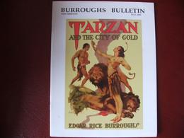 Tarzan John Carter Edgar Rice Burroughs Fanzine Burroughs Bulletin New Séries  N°52 Année 2002 - Autres