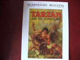 Tarzan John Carter Edgar Rice Burroughs Fanzine Burroughs Bulletin New Séries  N°50 Année 2002 - Autres