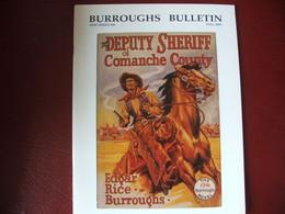 Tarzan John Carter Edgar Rice Burroughs Fanzine Burroughs Bulletin New Séries  N°48 Année 2001 - Autres