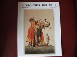 Tarzan John Carter Edgar Rice Burroughs Fanzine Burroughs Bulletin New Séries  N°46 Année 2001 - Autres