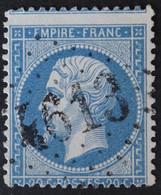 22 Piquage, Obl BUREAU SUPPLEMENTAIRE GC 4613 Vellexon (69 Haute Saone ) Ind 10 - 1849-1876: Periodo Clásico