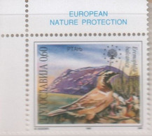 "Idee Europee - 1995 Jugoslavia ""Protezione Natura"" 2v MNH** - Ideas Europeas"