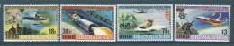 1979 GRENADE-Grenadines 289-92**  Série Complète Jules Verne - Grenada (1974-...)