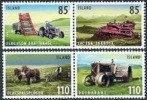 IJsland 2008 Landbouwwerktuigen Serie PF-MNH - Unused Stamps