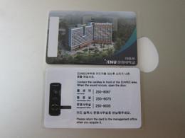 Korea KUN Hotel - Hotel Keycards