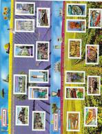 Lot De Blocs Feuillets Année 2004 (Sauf Le 79) Sous La Faciale De 62,98 €  (Lire Descriptif) Port Gratuit Pour La France - Collezioni