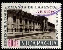 Nicaragua 1958 Mi 1201 Instituto Pedagocico De Managua - Nicaragua
