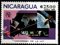 Nicaragua 1982 Mi 2253 Int. ITU Congress - Nicaragua