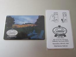 Stockton Staview Hotel&Golf Club, 100 Years - Hotel Keycards