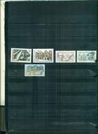 TCHEQUE REPUBLIQUE 1000 MONASTERE DE BREVNOV -PERSONNAGES CELEBRES-VILLES UNESCO 5 VAL NEUFS A PARTIR DE 1 EURO - Unused Stamps