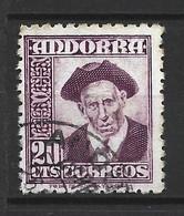 ANDORRA CORREO ESPAÑOL SELLO USADO  BONITO  Nº  48  ( S..1.B) - Used Stamps