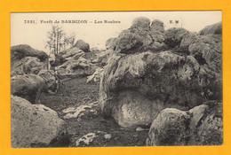 Barbizon   Les Roches   Edt  EM   N°   7521 - Barbizon
