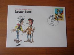 FRANCE (2003) Fete Du Timbre LUCKY LUKE (langon) - Non Classés