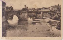 Figeac Pont Du Pin  1914 - Figeac