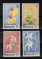 MONTSERRAT   Timbres Neufs ** De 1985  ( Ref 2758 )  Flore - Fleurs - Orchidées - Montserrat